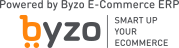 Powered By Byzo E-Commerce ERP